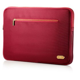 "HP Ultrabook Red Sleeve 14.1"" cons p/n: H4R74AA"