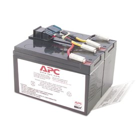 APC Battery replacement kit for SUA750I (сборка из 2 батарей) p/n: RBC48