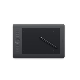 Wacom Планшет Intuos5 Touch M (Medium) PEN&TOUCH,black [PTH-650-RU] p/n: PTH-650