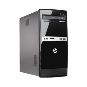 "HP 600B MT Pentium G2020T, 2GB PC3-10600 (sng ch), 500GB HDD 7200 SATA, DVD+/-RW, keyboard,mouse opt, DOS, 1-1-1 Wty + HP W2072a 20"" WLED LCD Monitor w/speakers p/n: H4M73EA"