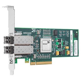 HP FCA 82B 8Gb Dual Port FC HBA PCI-E for Win,Linux(LC connector), incl.h/h&f/h.brckts(analog AP770A) not work directly w/P2000 p/n: AP770B